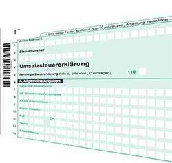 Bild zum Artikel Umsatzsteuer